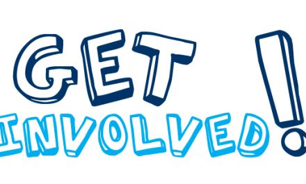 YOU need to get involved NOW!