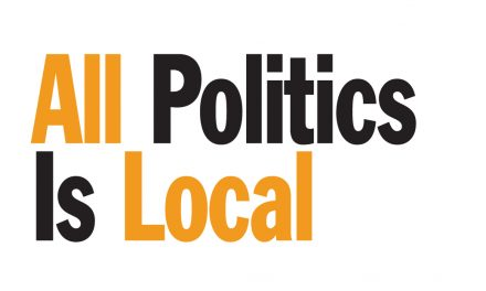 All Politics is Local