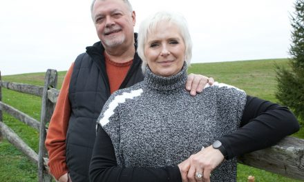 Daniel and Patricia Maisano