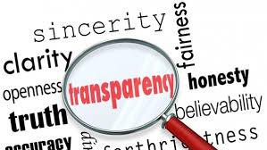 The Problem of Transparency