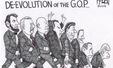 G.O.P. defectors at all levels…