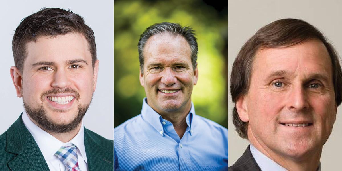 PA Democratic State Senate Candidates – 9thSenatorial District