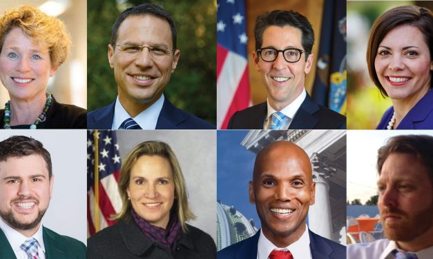 CHESTER COUNTY DEMOCRATIC COMMITTEE 2020 PRIMARY ELECTION ENDORSEMENTS