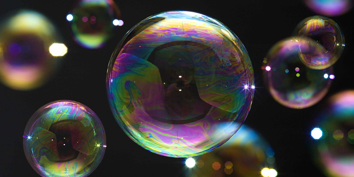 Bursting Your Bubble