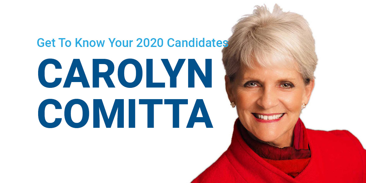Get To Know Carolyn Comitta