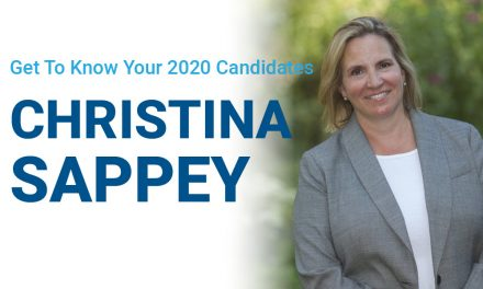 Get To Know Christina Sappey