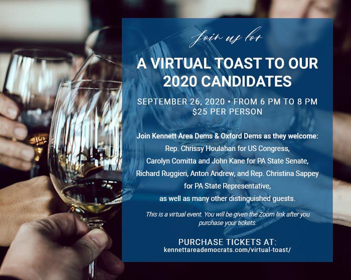 Virtual Salute Invite