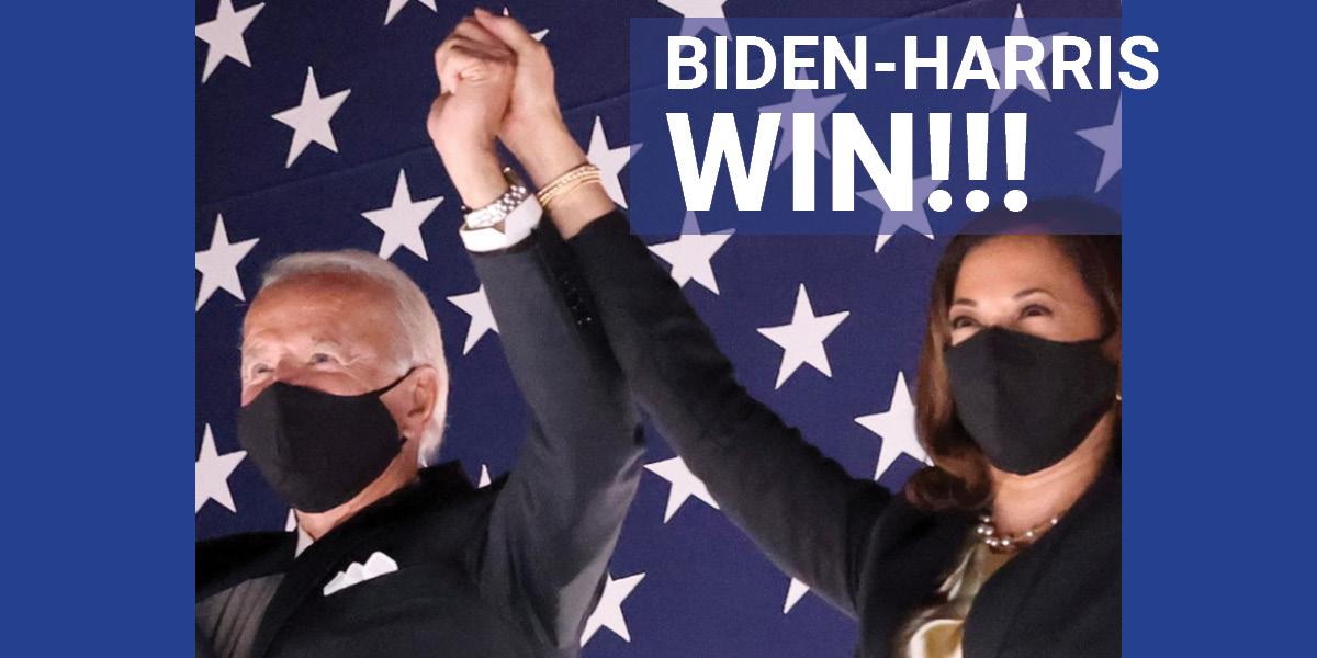 Election Winners